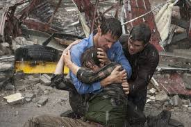 Into the Storm Touching Moment